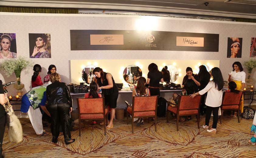 Azva celebrity and style for Wedding expo az