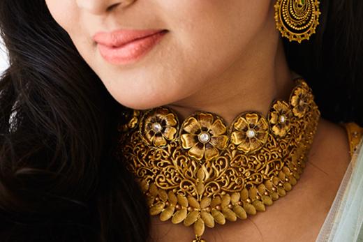 5de7824cc4fab Azva Bride Sharvari Pandya