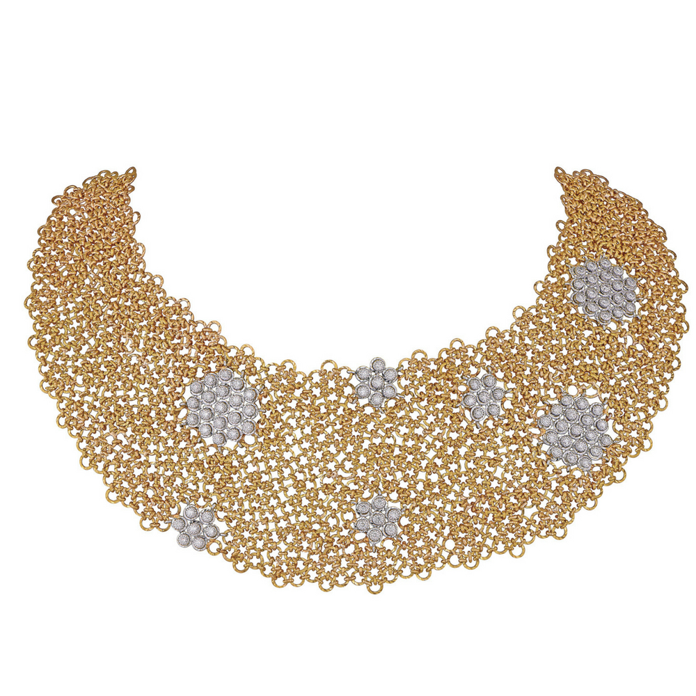 Entwined Collar Necklace - Entwined | Azva